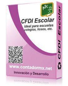 CFDI ESCOLAR CMX