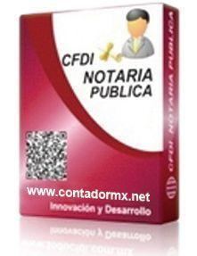 CFDI NOTARIAS CMX