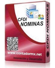 CFDI NOMINAS CMX