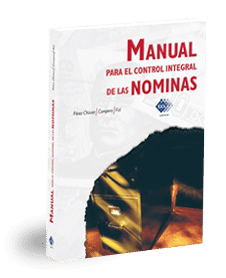 Manual para el Control Integral de Nominas