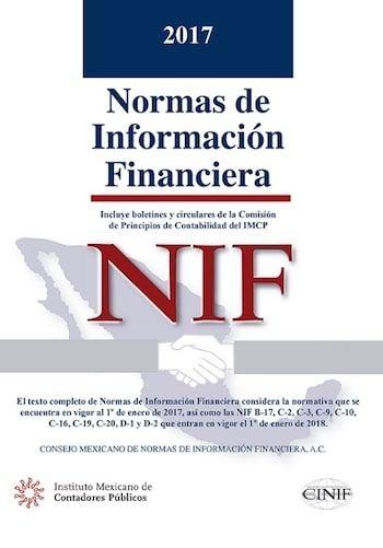 Normas de Información Financiera – Versión Profesional